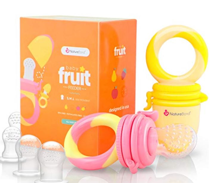 Fruit Food Pacifier Feeder
